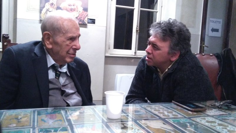 col Maestro Angelo Loforese