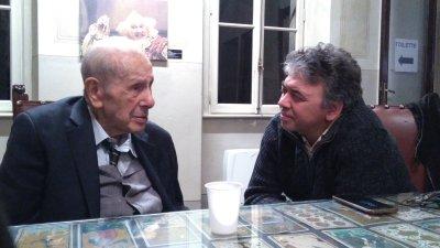 mit dem Maestro Angelo Loforese
